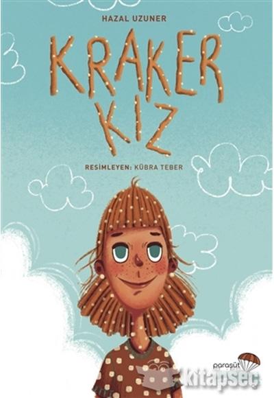 Kraker Kız Hazal Uzuner Paraşüt Kitap 9786056812453
