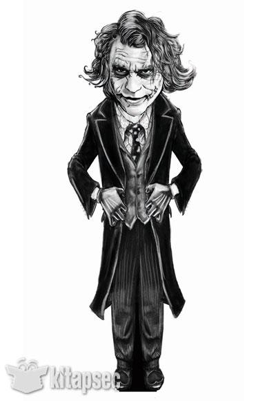 Joker Kitap Ayraci Aylak Adam Hobi 8681980582698