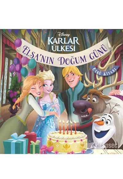 Disney Karlar Ulkesi Elsanin Dogum Gunu Oyku Dogan Egmont