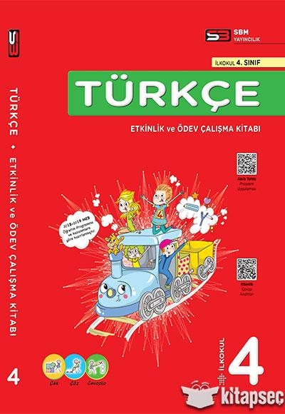 4 Sinif Turkce Etkinlik Ve Odev Calisma Kitabi Soru Bankasi