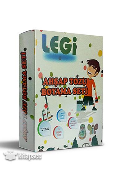 Legi Ahsap Tozu Boyama Seti Good Time 8681483061010