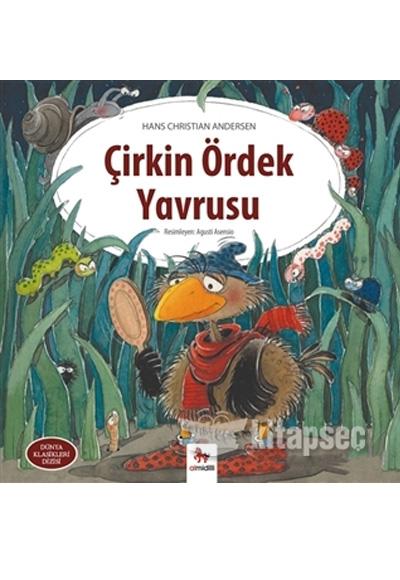 Cirkin Ordek Yavrusu Hans Christian Andersen Almidilli 9786059674881