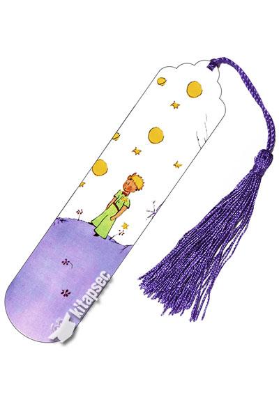 Plastik Kitap Ayraci Kucuk Prens Desenli Bilincsel 2752452451265