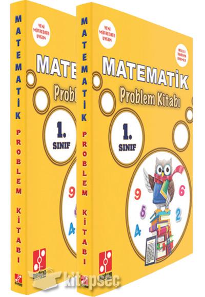 1 Sinif Matematik Problemler Kitabi Medyan Yayinlari 9786057529091