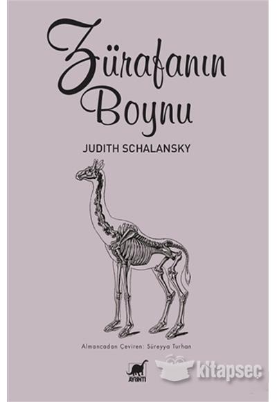 Zurafanin Boynu Judith Schalansky Ayrinti Yayinlari 9786053142652