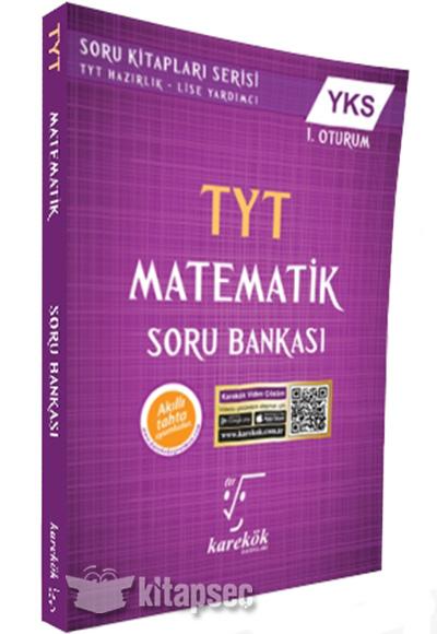 Tyt Matematik Soru Bankasi Karekok Yayinlari 9786052247501