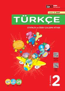 2 Sinif Turkce Etkinlik Ve Odev Calisma Kitabi Soru Bankasi