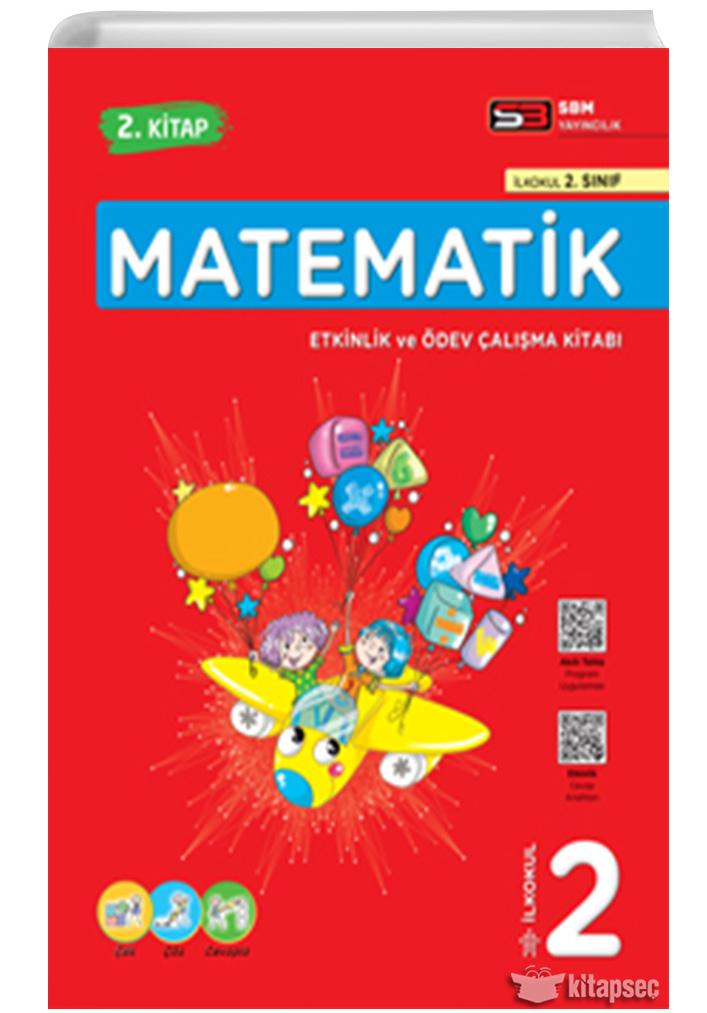 2 Sinif Matematik Etkinlik Ve Odev Calisma Kitabi 2 Kitap Soru