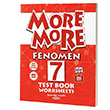 More and More English 7 Fame Fenomen Test Book WorkSheets Kurmay ELT
