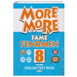 8. Sınıf More More Fame Fenomen English Test Book Kurmay ELT