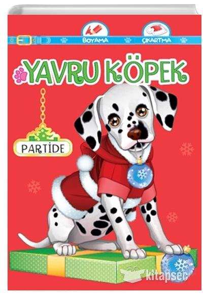 Yavru Kopek Partide Abdullah Karaca Koloni Cocuk 9786057795182
