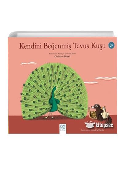 Kendini Begenmis Tavus Kusu Christine Beigel 1001 Cicek Kitaplar