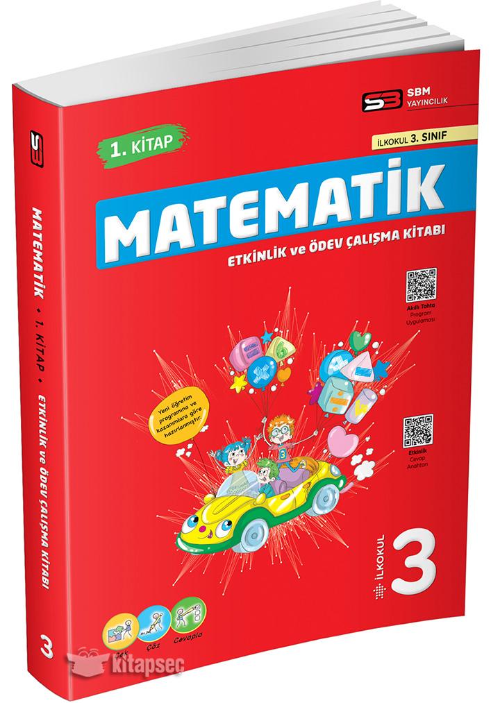 3 Sinif Matematik Etkinlik Ve Odev Calisma Kitabi 1 Soru Bankasi