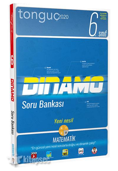 6 Sinif Matematik Dinamo Soru Bankasi Tonguc Akademi 9786057716484