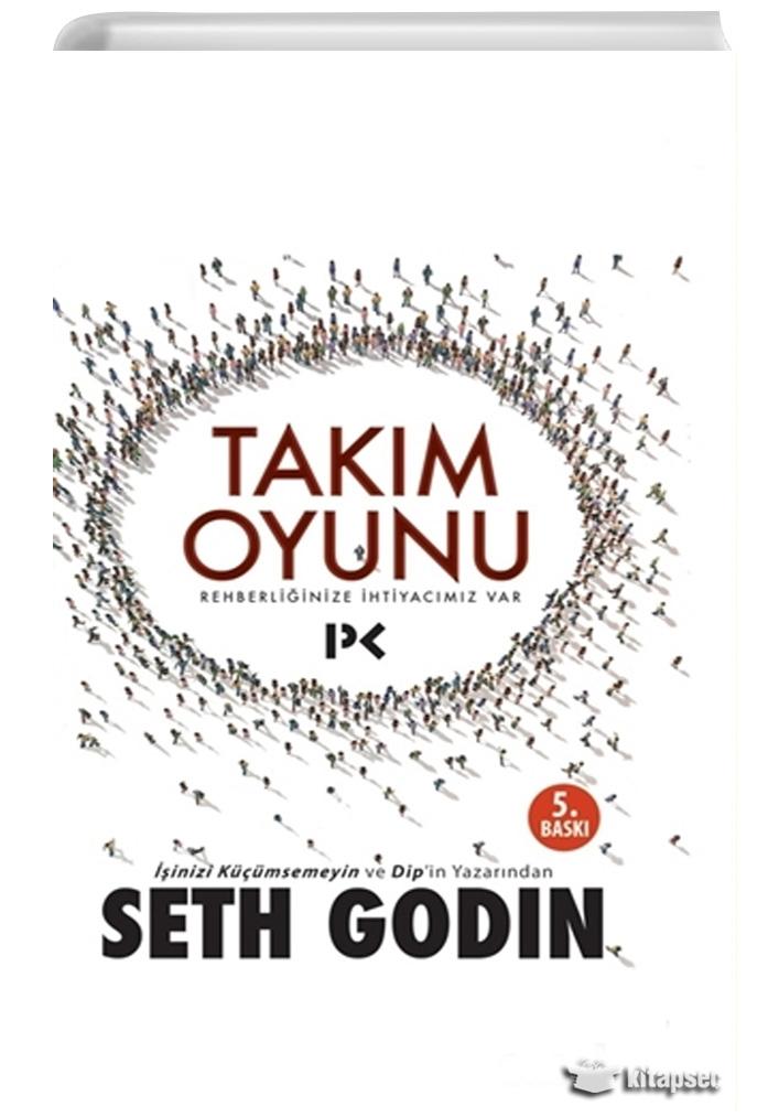Takim Oyunu Seth Godin Profil Yayincilik 9789759961985