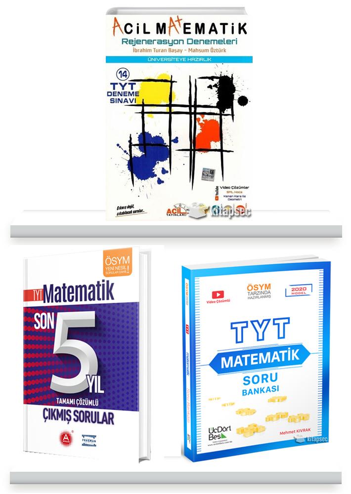 Uc Dort Bes Tyt Matematik Kazandiran Set 8141