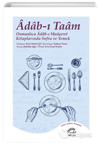 Adabi Taam Emin Nedret Isli Iletisim Yayinevi 9789750528514