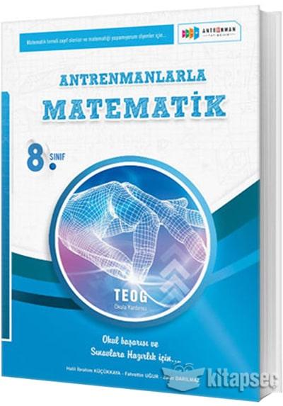 8 Sinif Antrenmanlarla Matematik Antrenman Yayinlari 9786059409360