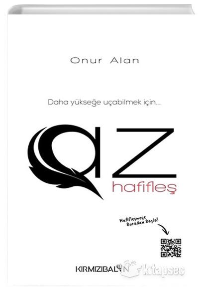 Az Hafifles Onur Alan Kirmizi Balon Yayinevi 9786058040656