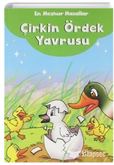 En Meshur Masallar Cirkin Ordek Yavrusu Baloncuk 9786257998994