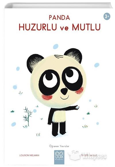 Panda Huzurlu Ve Mutlu Ogrenen Yavrular Louison Nielman 1001 Cicek
