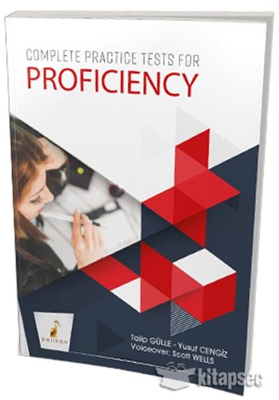 Complete Practice Tests For Proficiency Pelikan Yayinlari