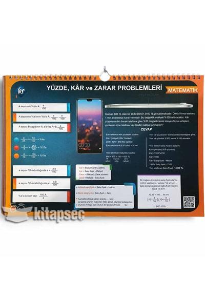 Tyt Matematik Poster Notlar Kr Akademi 9786052284360