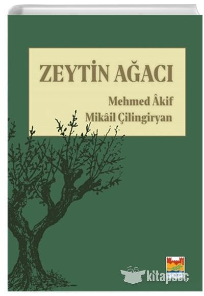 Zeytin Agaci Zeytinburnu Belediyesi Kultur Yayinlari 9786057664525