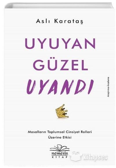 Uyuyan Guzel Uyandi Asli Karatas Nemesis Kitap 9786057649393